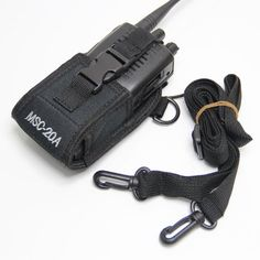 3in1 Multi-Function Universal Pouch Bag Holster Case For GPS PMR446 Motorola Kenwood Midland ICOM Yaesu Two Way Radio Transceiver Walkie Talkie 20A ** Read more reviews of the product by visiting the link on the image.