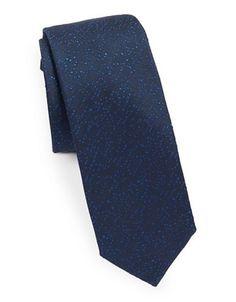 Cravate Hugo Boss Texturé Soie Jacquard Kp7yAN