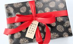 """Finmark on Instagram: """"Finmark's stunning Wrap of the Month is ***RIBBED PINE CONES *** direct from Sweden this monochrome pine cone design printed on brown kraft…"""" Gift Wrapping Paper, Pine Cones, Louis Vuitton Monogram, Sweden, Monochrome, Printed, Brown, Pattern, Instagram"""
