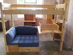 Great space saving bed at emmaus brighton.