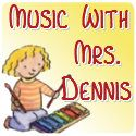Music With Mrs. Dennis blog   6-4-12: Assessing Music with a Line-Up song.  GREAT idea!!