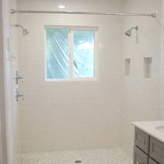 Bathroom ideas but not in white
