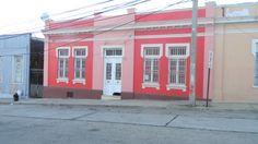 Neighbourhood houses, Valparaiso Chile