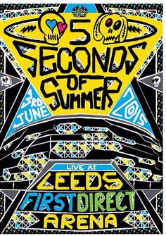 Leeds ROWYSO limited edition poster