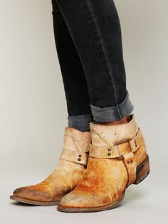 FREEBIRD By Steven Quartz Ankle Boot at Free People Clothing Boutique