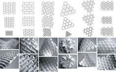 Folding Patterns.