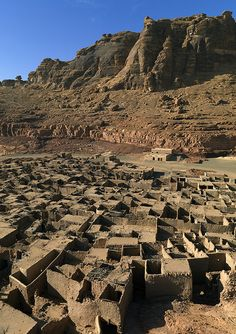 Al Ula old town العلا - Saudi Arabia