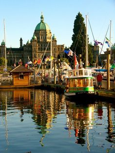 Victoria, Canada-loved this place, felt like we were in Europe
