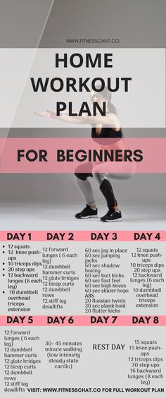 30 day challenge fitness  and at home workouts for women. HIIT workouts, Ab workouts at home for quick weight loss