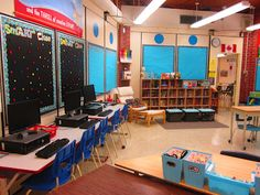 Runde's Room: 'Twas the Night Before ...  more classroom pics