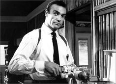 Sean Connery -  My first love