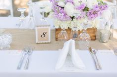 To see more chic details about this California wedding: http://www.modwedding.com/2014/11/12/sweet-california-wedding-sara-lucero-photography/ #wedding #weddings #wedding_reception #wedding_centerpiece