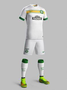 Celtic 2014-15 Nike Third