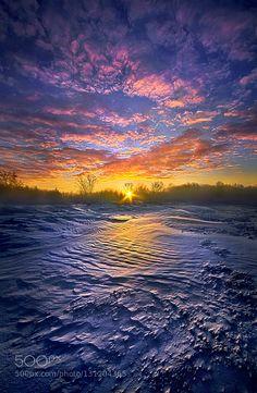 Traveled by Many Remembered by Few - Pinned by Mak Khalaf Winter in Wisconsin Landscapes beautifulbeautybluedramaemotionfine arthorizonsinspirelandscapelightmomentmoodnaturepeacephotographyseasonseasonsskysnowsunsunrisesunsetwinterwisconsin by PhilKoch