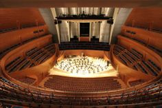 Shapes and Sounds: Designing concert halls with curves - Construction Specifier Magazine
