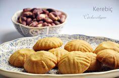 Butik kurabiye,yemek ve tatlı tarifleri,Turkish cuisine: KEREBİÇ (Gaziantep yöresi)