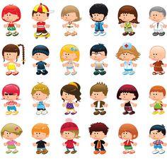characters child - Pesquisa Google