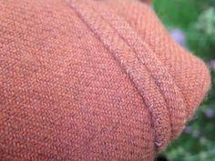 Oranssi mekko - toinen otos / orange dress - take two - Hibernaatiopesäke