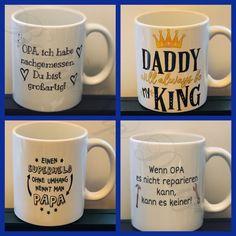 Daddy, Mugs, Tableware, Dinnerware, Tumblers, Tablewares, Mug, Dishes, Place Settings