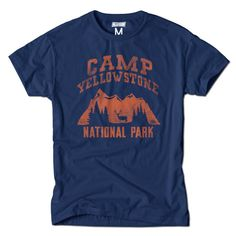 Get ready for that summer camp or just a 'camp out' in your favorite national park. Ours....it has to be Yellowstone! Visit Yellowstone National Park
