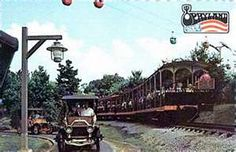 Opryland Amusement Park . My first drive. Loved working here.