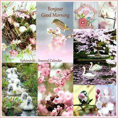 Éphéméride Seasonal calendar