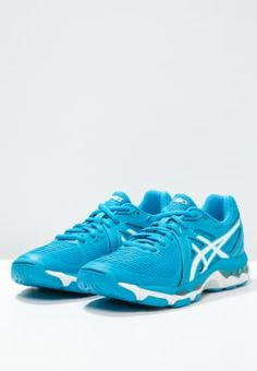 ASICS GEL NETBURNER bleu BALLISTIQUE/ Volleybalschoenen bleu bijou/ blanc blanc 966b3a7 - siframistraleonarda.info