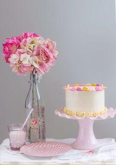 Tarta Pink Velvet Cake - Megasilvita