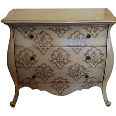 Peter Andrews Vintage Inspired Dresser