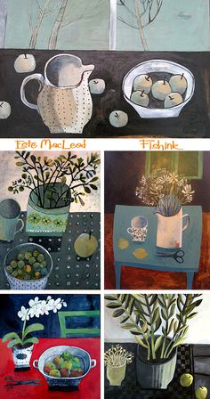 I recently came across the wonderful work of Este MacLeod, got in touch and discovered her world of multidisciplinary talents.