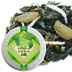 Lupicia Queen Muscat Oolong tea (limited edition)