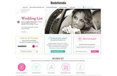 Nuestro Servicio de Listas de Casamiento, regalos online.