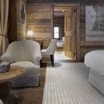 Chalet Les Gentianes 1850 - Bedroom