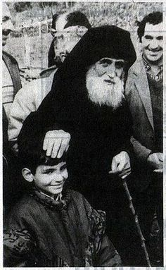 MYSTAGOGY: Elder Paisios on Philotimo and Leventia
