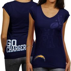 San Diego Chargers T-shirt