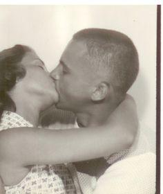 Kiss 1, 1957 by Kids' Writer.