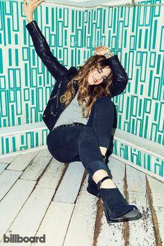 Joanna Jojo Levesque: Billboard Magazine 2016