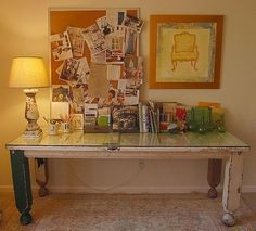 Old Door Table Design Ideas, Pictures, Remodel and Decor