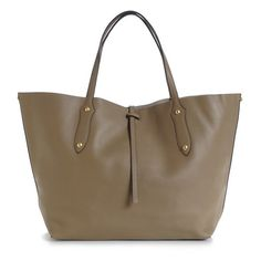 The Tuckernuck team's tote pick for everyday use, travel, and chic wandering out on the town this season, the Isabella item tote is made of gorgeous leather. It