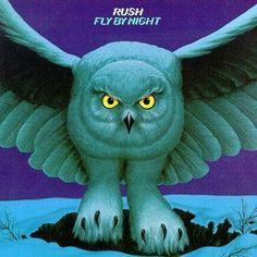 Rush ~ Album Cover Art