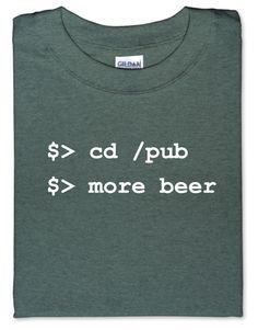 $> rm light\ beer && get dark\ ale
