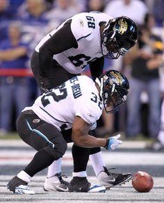 Maurice Jones-Drew Photo - Jacksonville Jaguars v Indianapolis Colts