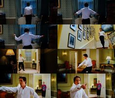 Jump for my love, Jump in! -- Hugh Grants amazing dancing skills in Love Actually Love Actually 2003, Addams Family Values, Movie Collage, 13 Going On 30, 500 Days Of Summer, Hugh Grant, Chick Flicks, Me Tv, Prime Minister