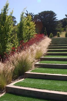 This is That is How to Make Garden Steps on a Slope 6 image_ you can read and see another amazing im.