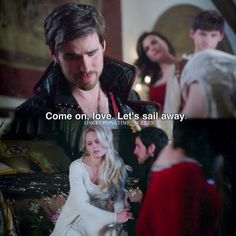Season 5 Episode 4: Hook and Emma