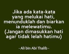 113 Best Kata Kalifah Dan Ustad Images Islamic Quotes Ali