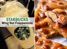 Try something different with Starbucks Wing Nut Frappuccino! #starbuckssecretmenu Recipe here: http://starbuckssecretmenu.net/wing-nut-frappuccino-starbucks-secret-menu/