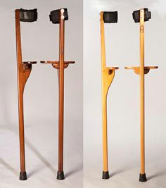 Peg Stilts by Twisted-Heritage