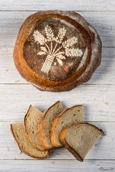 Bread with kamut flour