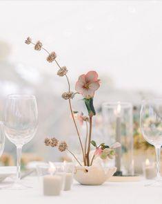 Cheap Wedding Table Centerpiece Ideas - Put the Ring on It Wedding Table Flowers, Wedding Table Centerpieces, Floral Centerpieces, Floral Wedding, Floral Arrangements, Wedding Decorations, Centrepieces, Centerpiece Ideas, Flower Arrangement